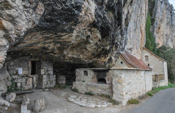 Saint Sulpice sur Célé - blog La Marinière en Voyage