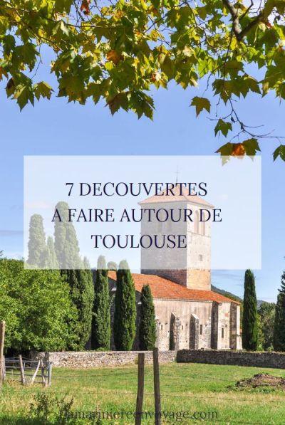 Que faire autour de Toulouse - blog La Marinière en Voyage