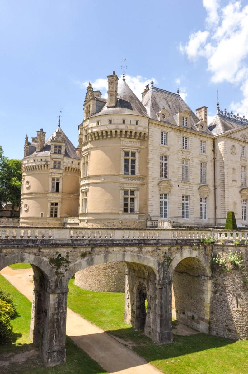Château du Lude - Blog La Marinière en Voyage