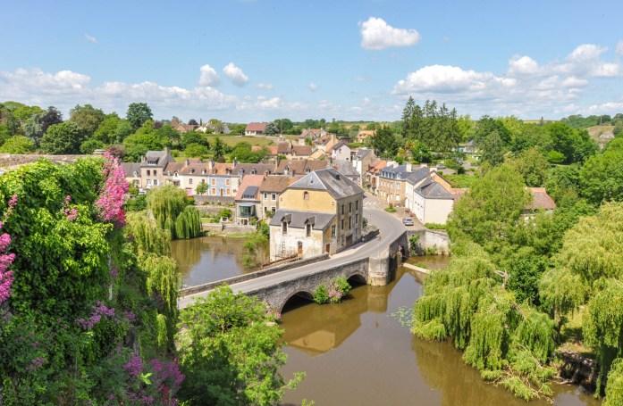 Fresnay sur Sarthe - Blog La Marinière en Voyage