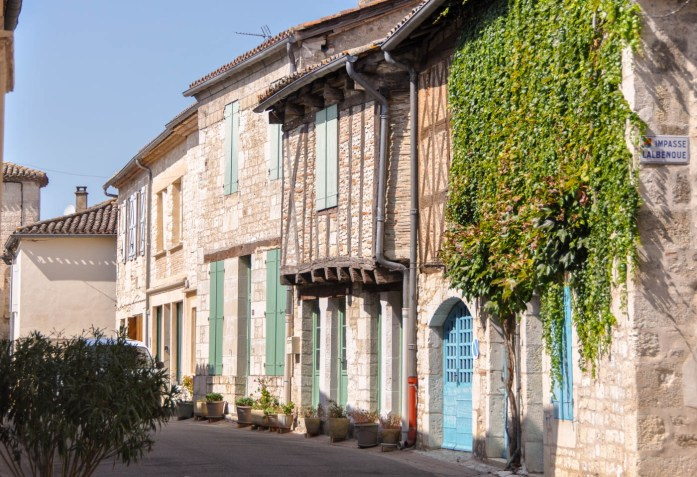 Quercy blanc - Blog La Marinière en Voyage