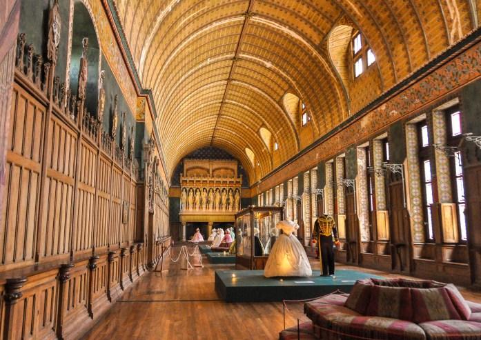 Château de Pierrefonds - Blog La Marinière en Voyage