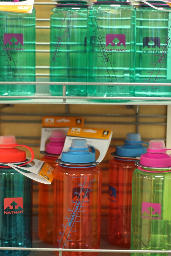 #FabFound Colorful Water-bottles at Marshalls
