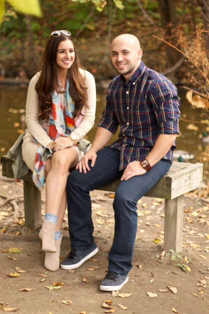 His & Hers Fall Outfit Inspiration