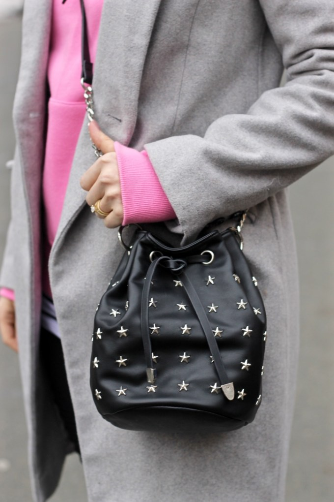 Mango Star Bucket Bag