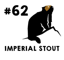 Brassin #62 – Imperial Stout