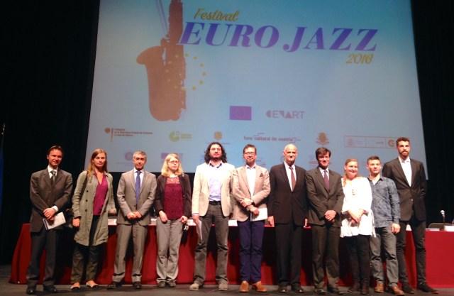 Rueda de prensa Eurojazz 2016