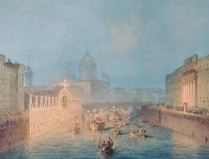 Sobre Gogol, Cuentos de San Petersburgo