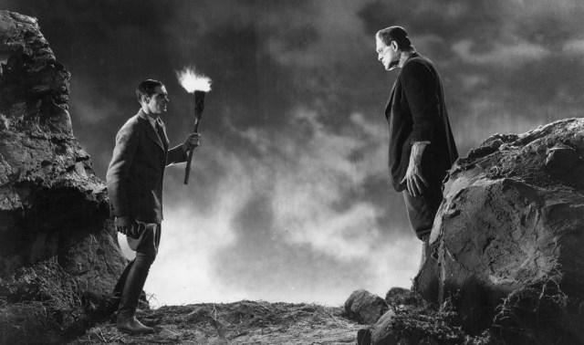 James Whale's Frankenstein main