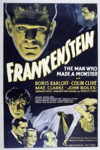 James Whale's Frankenstein