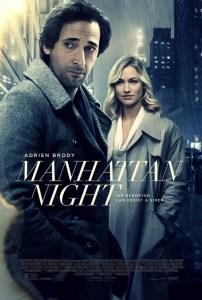 Manhattan Night: Un noir descolorido