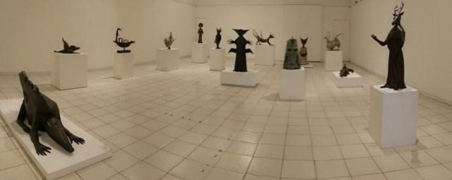 Leonora Carrington: Cuando las esculturas esperan el momento propicio para decir ¡hola!