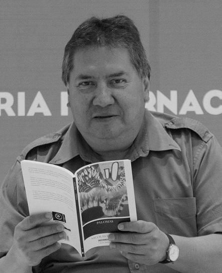 Abrojos y Rimas: Nicolás Fuentes