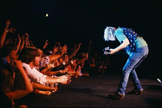 Fallece Tom Petty, una leyenda del rock