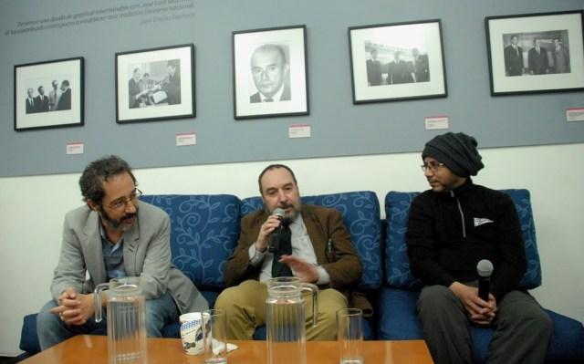 Juan García Galiano y César Núñez se reúnen a charlar sobre fútbol