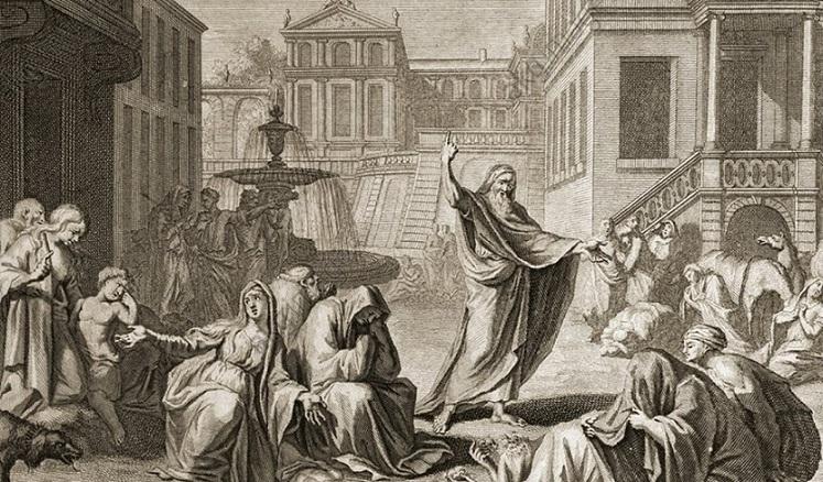 De los profetas y la literatura