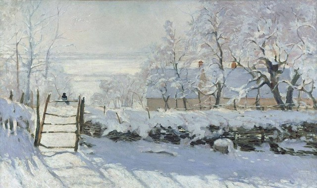 Retrato ajeno: ¡Está nevando sobre el Río de la Plata! (Aventuras del Gran Danés y Aquitania)