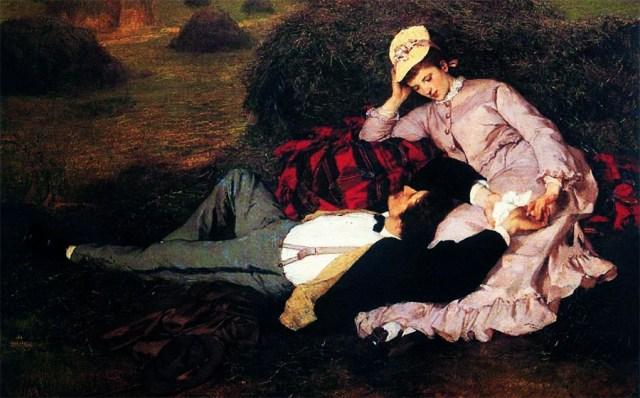 Retrato íntimo: Un duelo de amor (El Gran Danés y la escritora)
