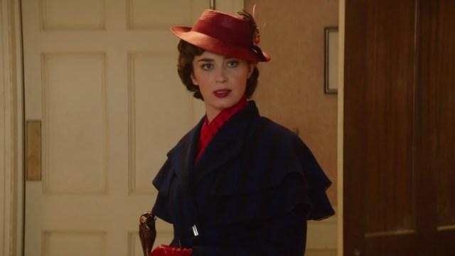 Mary Poppins Returns: Música, globos y algodón de azúcar