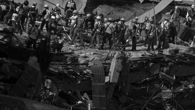 Retrato Íntimo: Terremoto