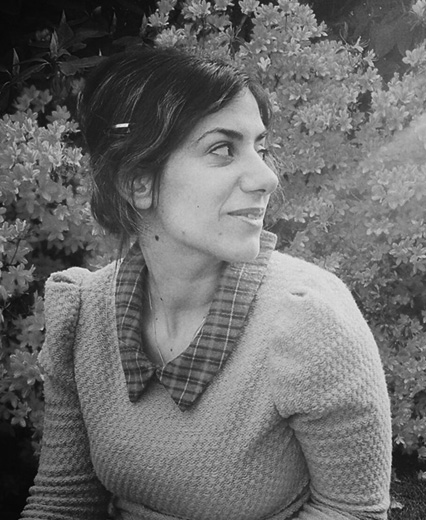 Abrojos y Rimas: Gaby Sambuccetti