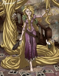 "Raiponce ""Rapunzel"""