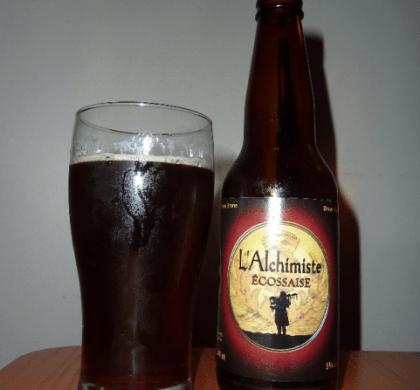 L'Écossaise de l'Alchimiste