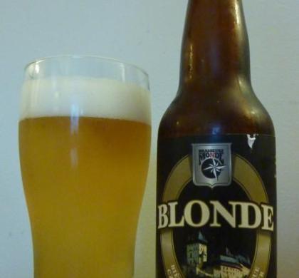 Blonde des Brasseurs du Monde