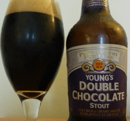 Young's Double Chocolate Stout de Wells & Youngs (SAQ)