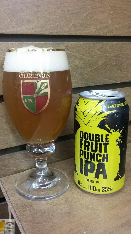 Double Fruit Punch IPA de Vox Populi