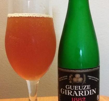 Gueuze Girardin Black Label de Girardin (Belgique)