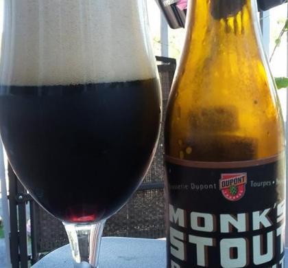 Monk's Stout de Dupont (Belgique)
