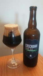 Cascadian Dark Ale de Blue Lion
