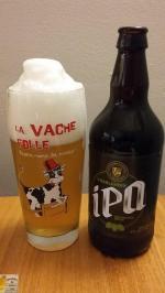 IPA Inspiration Belge de la Microbrasserie Charlevoix