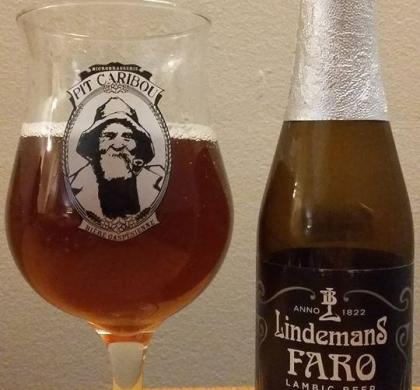 Lindemans Faro de Lindemans (Belgique)