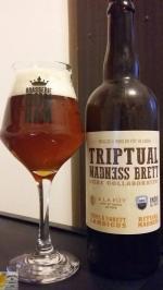 Triptual Madness Brett d'À la Fût