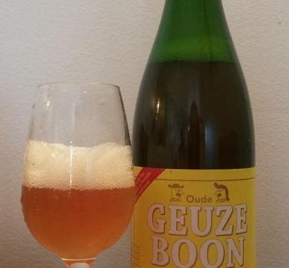Bone Dry Geuze de Boon et Mikkeller (Belgique/Danemark)