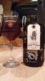 411 Nut Brown Ale de Tête d'Allumette et Harricana