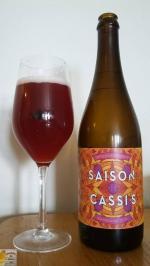 Saison Cassis Réserve Brandy de Dunham