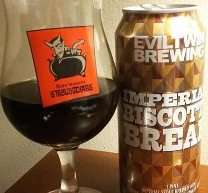 Imperial Biscotti Break de Evil Twin (New York)