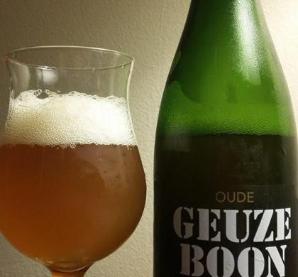 Geuze Boon Black Label de Boon (Belgique)