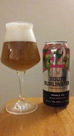 South Burlington (52) Double IPA de Farnham Ale & Lager