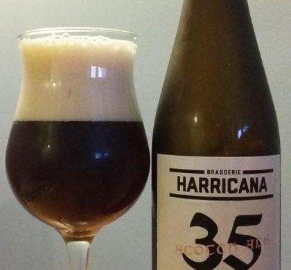 35 Scotch Ale d'Harricana
