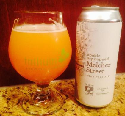 Melcher Street Double Dry Hopped de Trillium (Massachusetts)