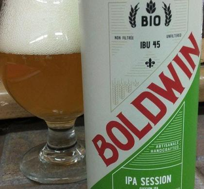 Boldwin IPA Session de New Deal