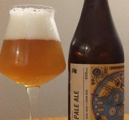 CDN Pale Ale de Beau's