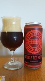 Double Red Alert de la Brasserie du Bois Blanc