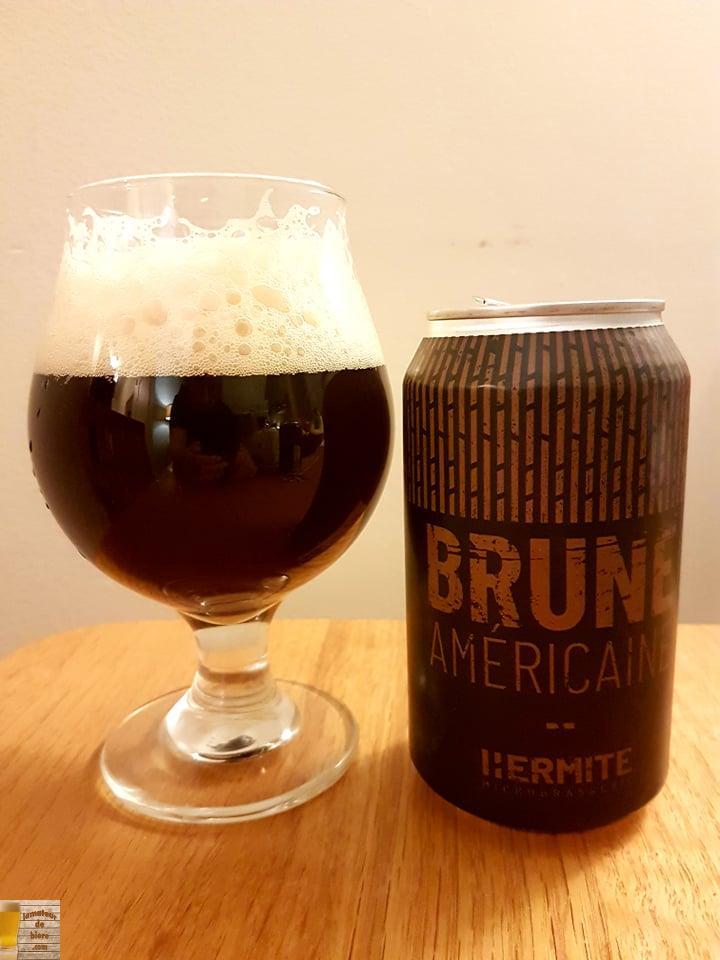 Brune Américaine de l'Hermite