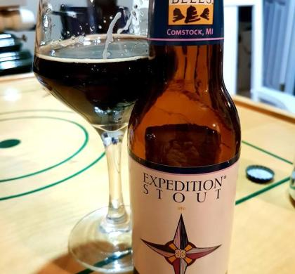 Expedition Stout de Bell's (Michigan)