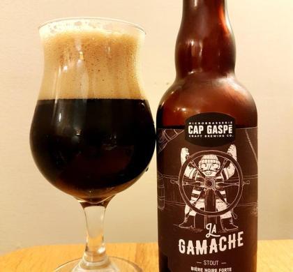 Gamache de Cap Gaspé